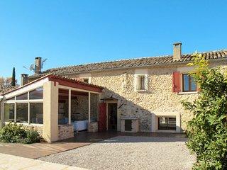 4 bedroom Villa in Les Buissonnades, Provence-Alpes-Cote d'Azur, France : ref 56