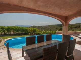 3 bedroom Villa in Abbiadori, Sardinia, Italy : ref 5642823