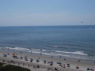 Blue Water Resort Ocean Front condo