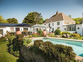 Luxury 5* Family Beach House, sleeps 12 Dorset