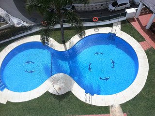 precioso apartmento Torrequebrada, benalmadena costa del sol Malaga vistas mar