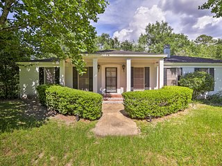 NEW! Spacious Tallahassee Home - Mins to Downtown!