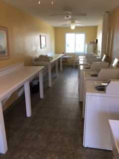 Washer/Dryer facility at Las Palmas