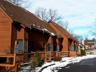 Lakefront Townhome with a dedicated boat dock.
