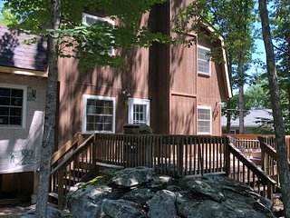 4 Bedroom Pocono Retreat, Masthope Private Community, Mountain Views