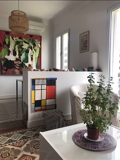 Alquiler de dos habitaciones, una individual y una de matrimonio