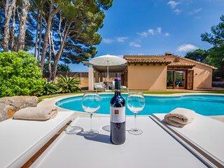 Preiswerte Finca 'Els Pins' auf Mallorca
