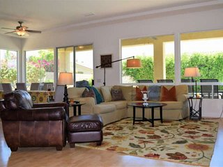 Lounge in the Private Pool/Spa, Play a Round of Golf, or Shop on El Paseo - The