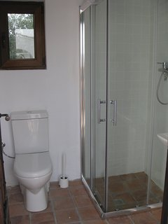 garden shower room