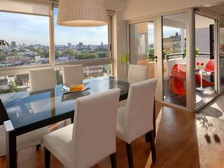 Luxurious High-rise living in the heart of Palermo SoHo with perfect city view!