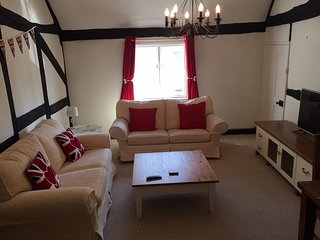 Grade 2 listed Holiday Apartment in the heart of Fordingbridge