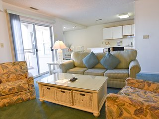 2 Bedroom at The Quarters ocean block 121st St with a Pool... special rate $1300