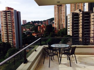 4 Bedroom Duplex Wrap around terrace