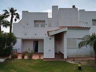 Casa Loma Santi Petri, Piscina,Padel,Ideal Familia,Playa 1 Km