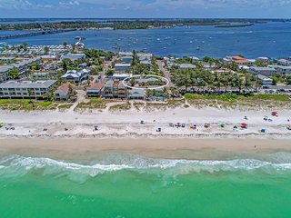 INN AT THE BEACH/ PLAYA ESMERALDA #4 PRIME LOCATION ANA MARIA/BRADENTON BEACH!!
