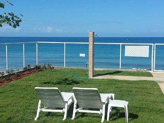 Caribbean beachfront home Rincon Puerto Rico