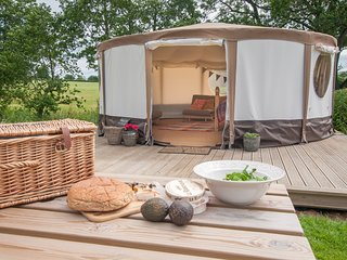 Lawley Yurt