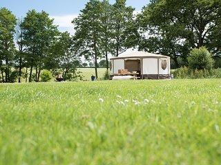 Hazelier Yurt