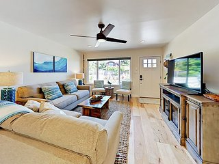Walk to the Beach & 41st Ave! 3BR w/ Patio & Garden