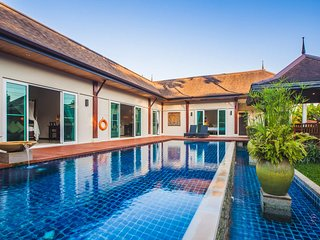 VW7: Oriental Layan 1BR Private Pool Villa - Full Kitchen
