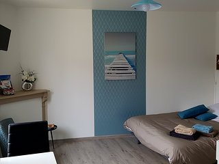 Rent studio holidays Center in Paimpol city
