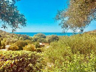 Villetta Vista Mare a Villasimius con piscina condominiale