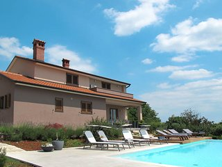 4 bedroom Villa in Trviz, Istria, Croatia : ref 5641049