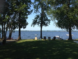 Large Family Rental on Lake Champlain, New York! 'Life is Good'