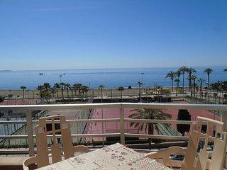 A&N Nevada 5, primera linea de playa, junto al Faro