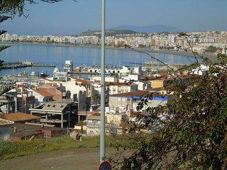 A&N Brisas del Mediterraneo, con magnificas vistas al mar.
