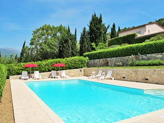 3 bedroom Villa in Plascassier, Provence-Alpes-Cote d'Azur, France : ref 5642482