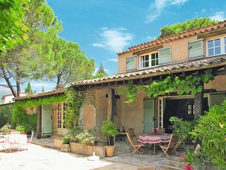 3 bedroom Villa in Plascassier, Provence-Alpes-Cote d'Azur, France : ref 5642482