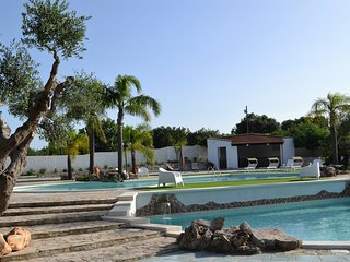 Villa Giorgia – Villa with swimming pools, just 8 minutes from Torre Guaceto