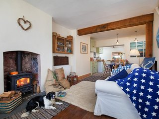 Star Cottage Shaldon - Oozing Sedate Seaside Charm