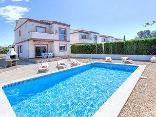 5 bedroom Villa in l'Ametlla de Mar, Catalonia, Spain : ref 5083287