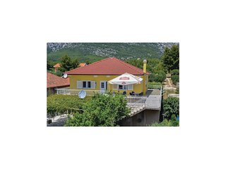 3 bedroom Apartment in Orebić, Dubrovačko-Neretvanska Županija, Croatia : ref 55