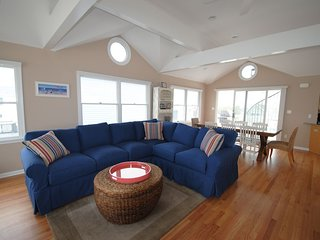 NEW - Holgate Oceanfront with Panoramic Views - Redecorated Throughout