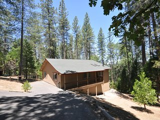 'Hillside Haven' Sleeps12 Wifi 2DogsOK PingPongTable Near Yosemite National Park