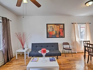 Big and lovely apartment in Sunnyside NYC 7 min. walk to Metro