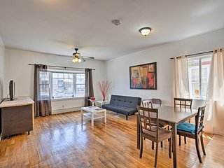 NEW! Idyllic New York Apt. Mins to Manhattan!