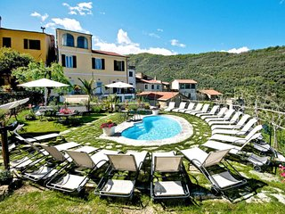 6 bedroom Villa in Lecchiore, Liguria, Italy : ref 5641437