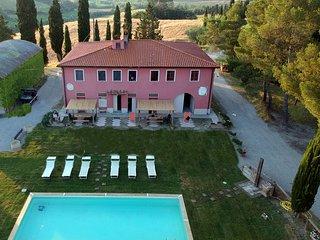 4 bedroom Villa in Monte Lopio, Tuscany, Italy : ref 5574650