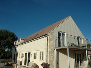 The Winning Post - luxury holiday cottage, rural location, 1.5 miles from Bruton