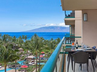 Maui Resort Rentals: Honua Kai Konea 545 - Spacious 5th Floor 2BR w/ Fantastic O