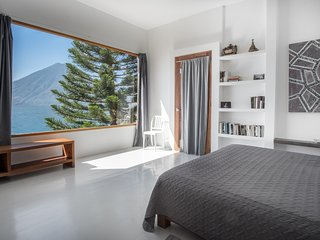 Anzan Atitlan Room Two ( Beach | Roof Terrace | View | Hammock)