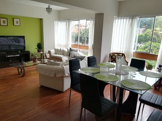 Apt For Rent 2 Bedrooms 4 People Miraflores ♥ Of Lima Park Views Close To Sea