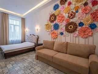 Flower Power Apartment (Studio)