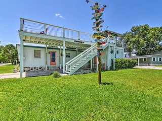 Homosassa River Home w/ Dock and Boat Ramp!