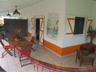 T3 'Bougainvillier' dans villa Ti'Gîte