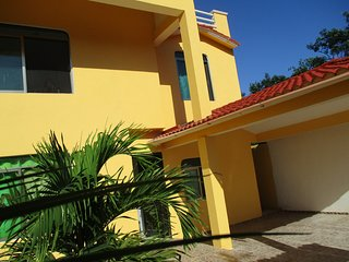VILLA WITH PRIVATE POOL IN CENTER TOWN OF MAHAHUAL